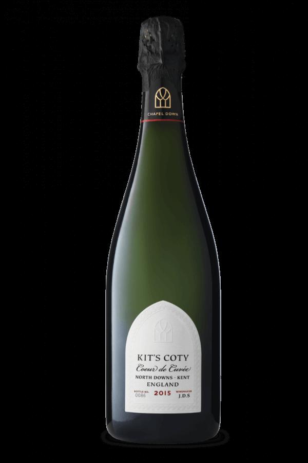 Chapel Down Kit's Coty Coeur de Cuvée 2015 English Sparkling Wine