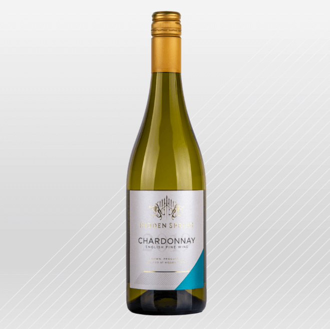 Hidden Spring Vineyard Chardonnay 2019 English White Wine