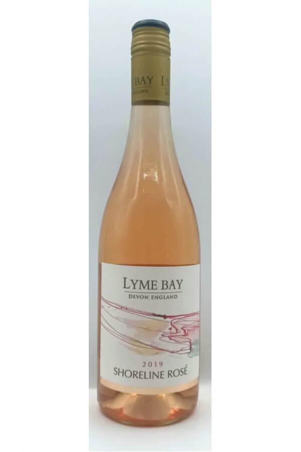 Lyme Bay Shoreline Rosé 2019 English Rosé Wine