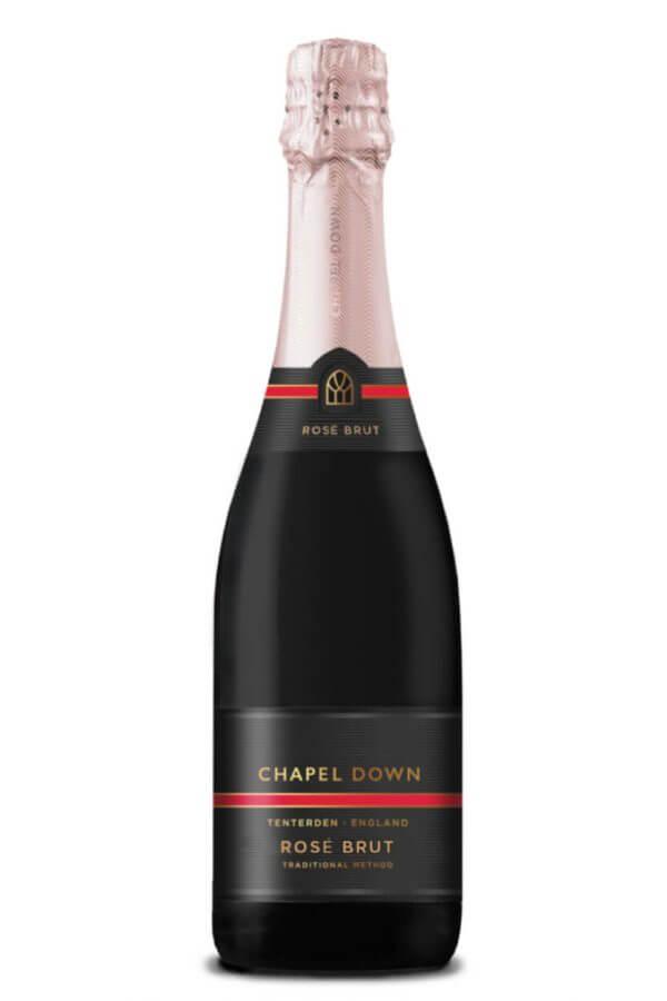 Chapel Down Rosé Brut NV English Sparkling Wine