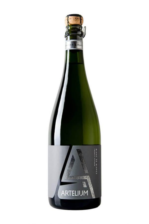 Artelium Wine Estate Blanc de Blancs 2015 English Sparkling Wine
