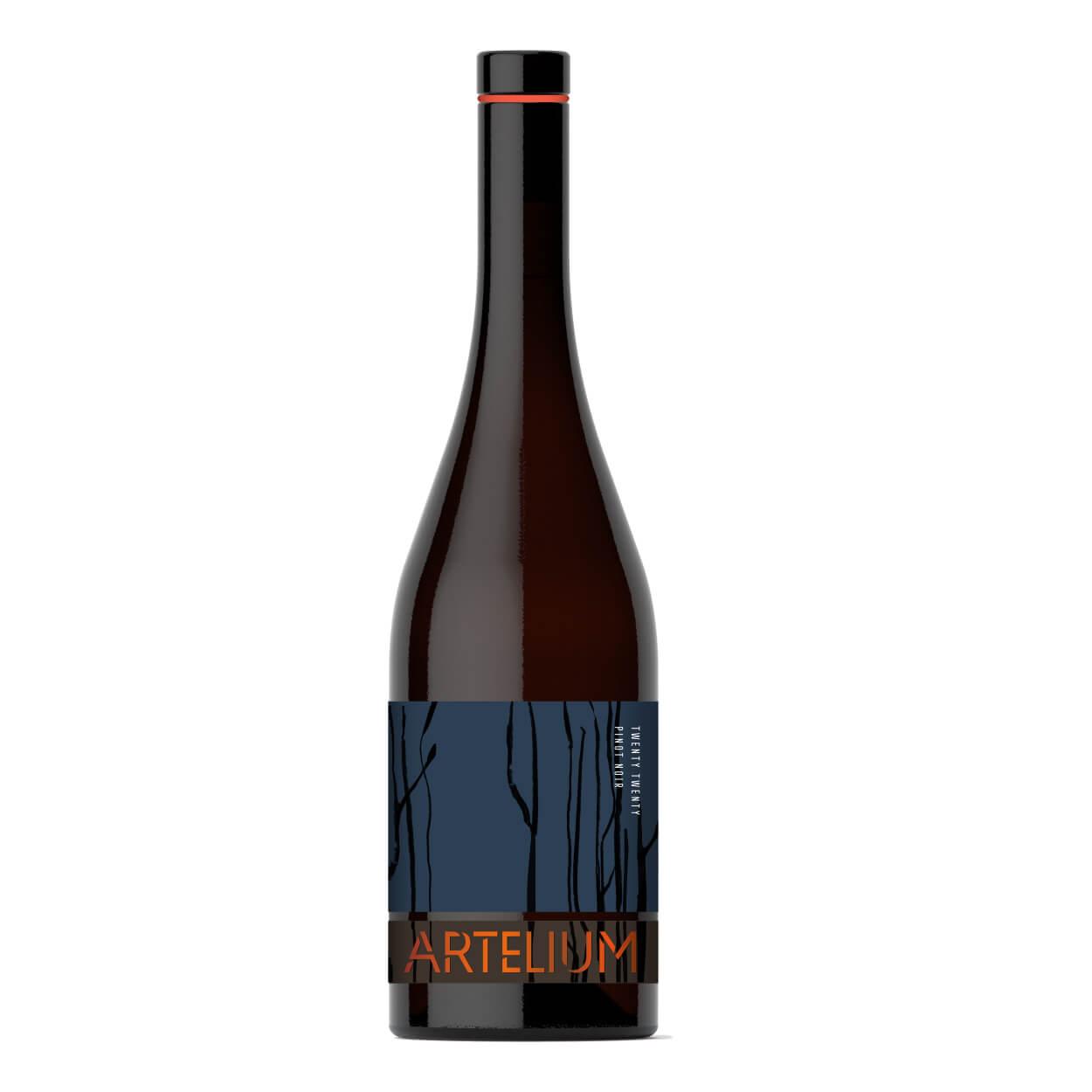 Artelium Wine Estate Pinot Noir 2020 English Red Wine