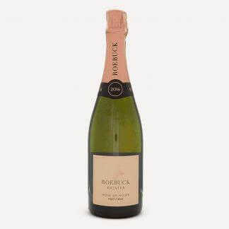 Roebuck Estate Rosé de Noirs 2016 English Sparkling Wine
