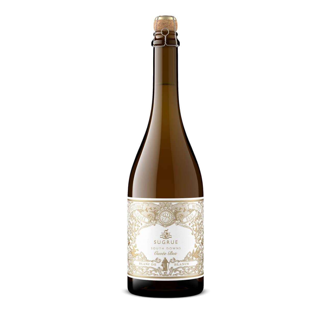 Sugrue South Downs Cuvée Boz Blanc de Blancs 2015 English Sparkling Wine